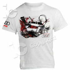 T-Shirt AUDi TT Racing RS sport CV Circuit Voiture voiture