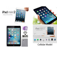 Nuevo Apple Ipad Mini 2 Tableta 16GB 32GB 64GB Wifi y Celular 4G Modelo Vendedor