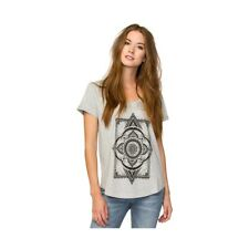Camiseta Element Alfombra Marroquí Heather Gris