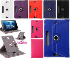 Universal-Stand Leather Flip Case Cover For New Amazon Kindle Fire 7'' & HD 10''