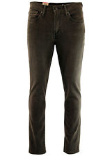 LEVI'S 511 Retro (Genuine) For Mens Slim Denim Jeans Devils Brown 04511-2012