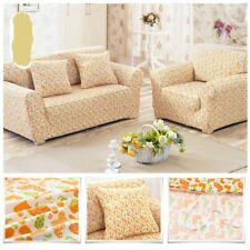 1/2/3/4 Seater Elastic Full Cover Sofa Covers Couch Slipcover Protector Easy Fit