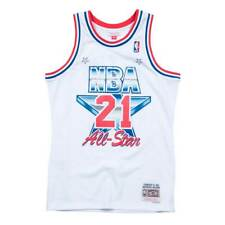 Mitchell & Ness Dominique Wilkins #21 1991 All-Star East 1.sports NBA Camiseta