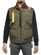 PARAJUMPERS WEST GILET 73.511.07 GREEN winter down jacket man