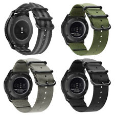 Soft Woven Nylon Watch Band Sport Strap For Samsung Gear S3 Classic/Frontier