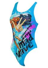 Mad Wave Women's Surf Swimsuit - Turquoise