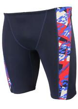 Dolfin Mens Zephyr Jammer - Red / White / Blue