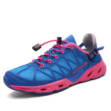 Women's Hiking Outdoor Shoes Climbing Shoes Trail Trekking Sneakers Breathable