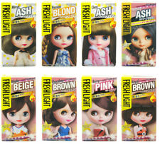 SCHWARZKOPF BLYTHE Freshlight Hair Dye Color Dying Kit Japan