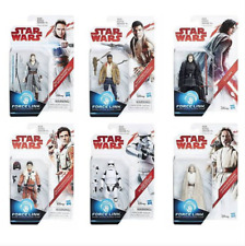 """Star Wars 3.75"""" Force Link Galaxy E8 The Last Jedi Action Figures - Assorted"""