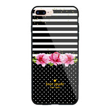 Kate.Spade150 Beauty Polkadot for iPhone 6 7 8 + X XR XS MAX Plastic Case Cover