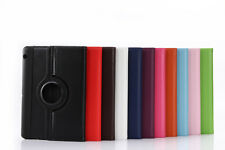 Rotation 360 Degree Rotating Litchi Stand Leather Cover Case For Huawei Mediapad
