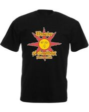 Brand88 - Warrior Of Sunlight, T-Shirt Stampata da Uomo