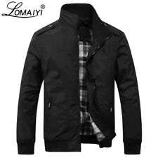 Lomaiyi Men'S Business Casual Jacket Men Spring Autumn Slim Fit Coat Mens Fashio