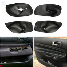 For VW Golf MK4 Bora Interior Door Panel Handle Armrest Leather Cover Protection