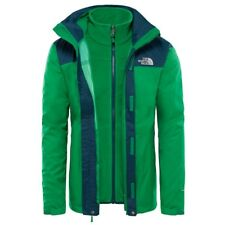 The North Face Evolve II Triclimate Jacket Primary Green T0CG556VX/