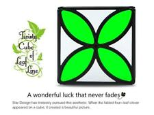 QiYi / Mo Fang Ge Four Leaf Clover cube puzzle