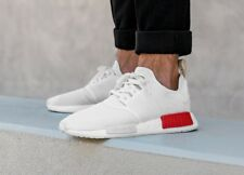 adidas NMD R1 Off White Red BOOST Mens Sneakers Trainers Shoes 6 - 12 39 - 47