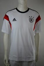 Adidas Alemania Germany Camiseta Camiseta Blanca Training TALLA M