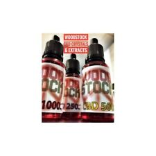 WOODSTOCK CBD 1000mg in 25ml - flacone vetro