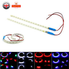 2PCS 30CM 32Led 3528 Knight Rider Flash Strobe Scanner Strip Light DIY Lamp cckk