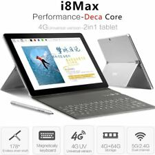 I8 Max LTE 4G Phablet Android 7.1 10.1'' MTK6797 Deca Core 4GB+64GB 13MP 4G Phon