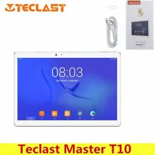 T10 10.1 inch Tablet PC Android 7.0 MTK8176 Hexa Core 1.7GHz 4GB 64GB Fingerprin