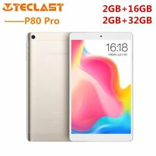 Pro Tablet PC 8.0'' Android 7.0 MTK8163 Quad Core 1.3GHz 2GB RAM 16GB/32GB eMMC