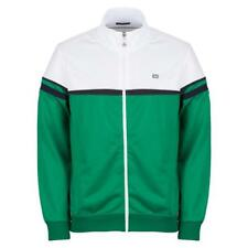 WEEKEND OFFENDER MEN'S MOORE TRACK TOP TOP | GREEN