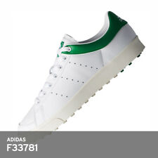 Adidas 2018 Adicross Classic 3Bandes Men Golf Shoes F33781 Spikeless White/Green