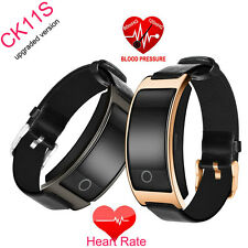CK11S Smart Wristband Bracelet Blood Pressure Watches Fitness Heart Rate Monitor