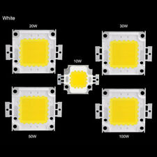 10PCS High Power LED Lamp Light COB SMD Bulb Chip 10W-100W Integrated Source