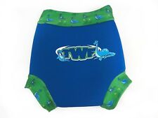 TWF Boys Sea Dinosaur Design Swim Nappy Cover