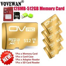 8GB-512GB Micro TF SD card Flash Memory Card Class10 for MP4 phone Camera Lot