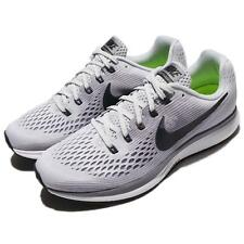 78d5b2acd6cf72 Nike Air Zoom Pegasus 34 Pure Platinum Anthracite Men Running Shoes  880555-010