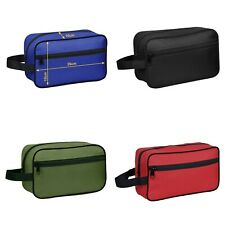 Unisex RV Toiletry Bag Wash Bag Travel Bag Grooming Bag Cosmetic Bag Travel Case
