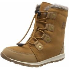 Sorel Youth Whitney Suede Alce/Naturale Pelle Scamosciata Gioventù Neve Stivali