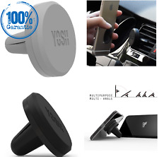 YOSH Car Phone Holder Magnetic Air Vent Phone Holder for Car Cradle Mount for Ce