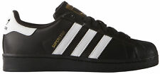 Scarpe Adidas Superstar Originals Foundation Nere Black Shoes Uomo Donna C77123