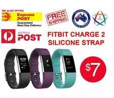 Fitbit Charge 2 Various Luxe Band Replacement Wristband Watch Strap Bracelet AUS