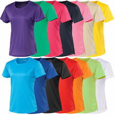 2 pack of AWDis Performance moisture-wicking T-shirt Woman