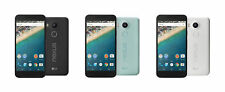 "LG Nexus 5X Unlocked 16GB/32GB Smart-Phone Android Hexa-core 5.2"" : 3 COLOURS"