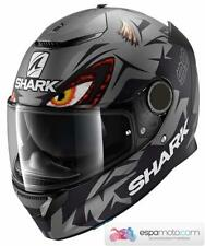 Casco SHARK SPARTAN REPLICA LORENZO AUSTRIAN GP MAT ANTHRACITE / BLACK / ANTHRAC