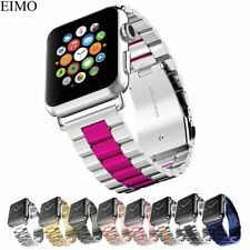 EIMO Stainless Steel Strap For Apple Watch band 42mm 38mm 44mm 40mm Iwatch