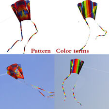 New Children's Colorful Mini Pocket Kite Outdoor Fun Sports Software Kite Flying