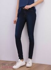 """Pitillo Vaqueros Jegging Tiffosi """"One Size Fits All"""" mod. High 1"""