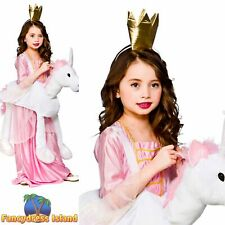Ride On Unicorn Horse Donkey Camel Kids Childs Novelty Fancy Dress Costume
