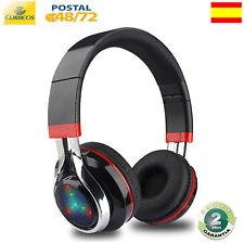 LEDS CASCOS AURICULARES BLUETOOTH INALAMBRICOS Y JACK PARA SMARTHPHONE PC