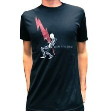 Oficial Queens Of The Stone Age Rayo Dude Camiseta Hombre Camiseta Negra Qotsa