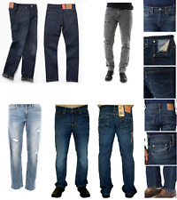 Genuine LEVIS 511 Mens Slim Fit Jeans Denim Choose Your Best Colours And Sizes